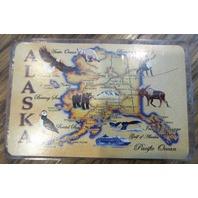 Alaska State Sealed Advertising Deck Of Playing Cards