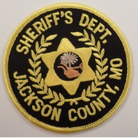 Sheriff'S Dept Jackson County, Mo.  Police Uniform Patch #Pd-Yl