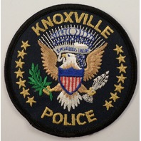 Knoxville Tennissee Tn Police Uniform Patch #Pd-Bk
