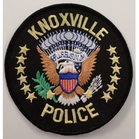 Knoxville Tennessee Police Uniform Patch #Pd-Bk