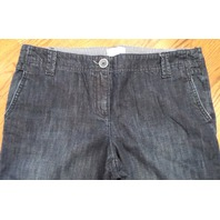 Ann Taylor The Loft Denim Jeans Pants Sz 10 Relaxed Fit