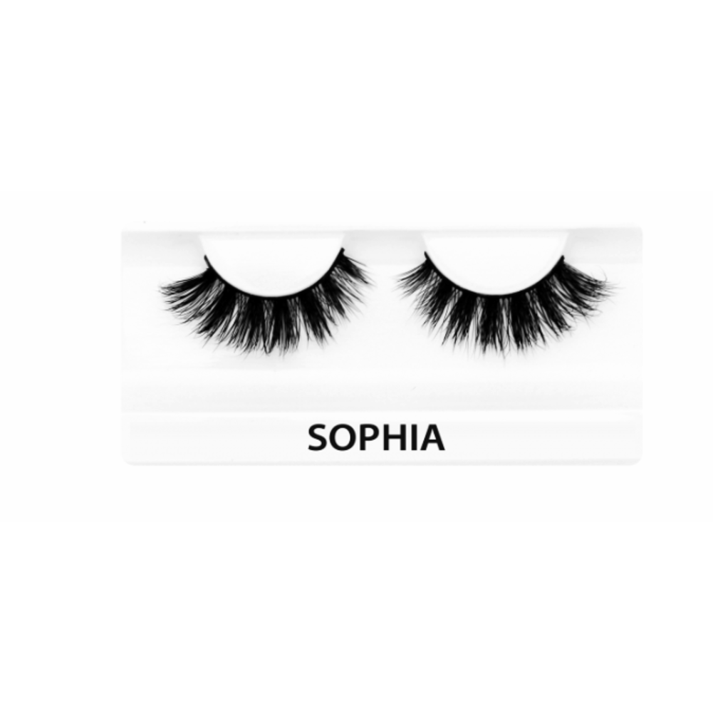 Faux Mink Cruelty Free Reusable Eyelash Sophia Full Style J Lash JLash