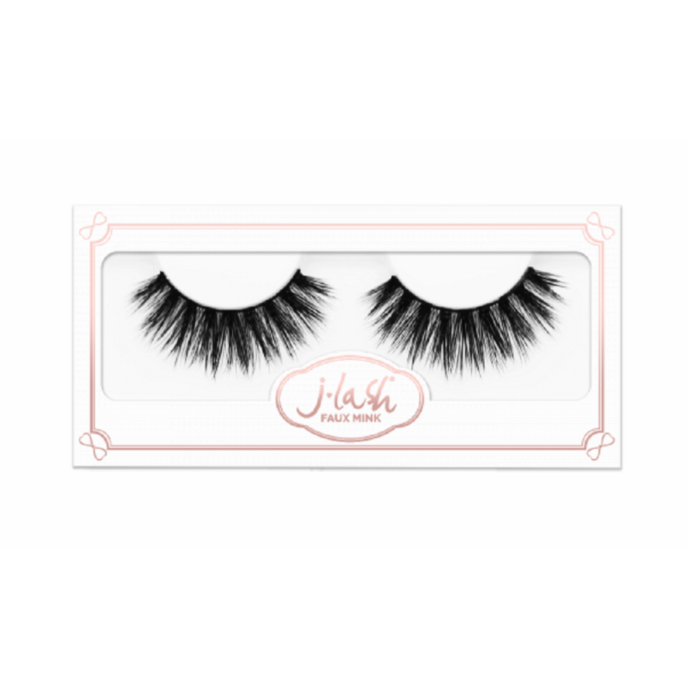 Faux Mink Cruelty Free Reusable Eyelash Madeline  Full Style J Lash JLash
