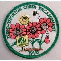 Vintage Girl Scout Camp Field-Thorton Creek Encampment 1999  #Gs-Gn