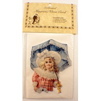 Victorian Turn Of The Century On Rainy Days Your My Rainbow Note Card #Mag119