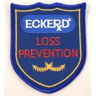Eckerd Rx Loss Prevention Security Uniform Patch