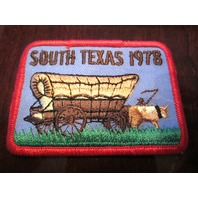 Royal Rangers Rr Uniform Patch South Texas 1978 Wagon