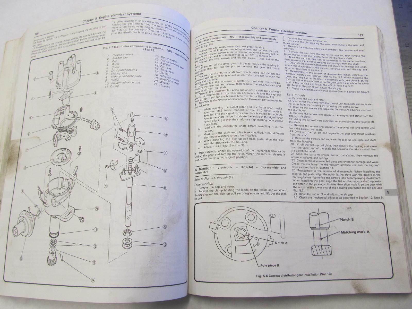 1980 1989 automotive repair manual subaru 1600 1800 green bay rh greenbayprop com 1989 Bayliner Capri 19 FT 1990 Bayliner Capri