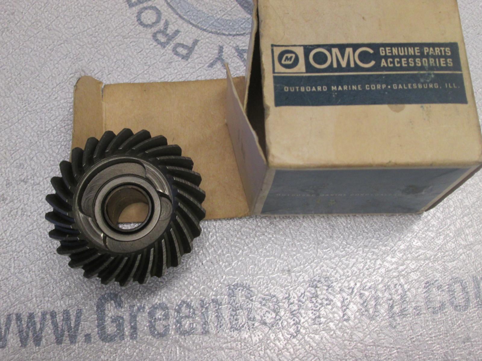 0377152 377152 Gear & Bushing Evinrude Johnson Front Gear