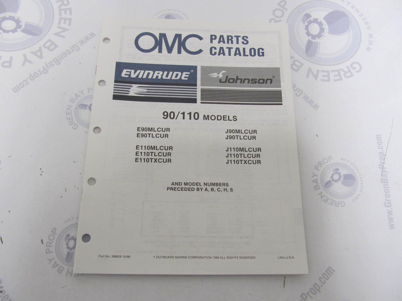 1987 johnson 90 hp