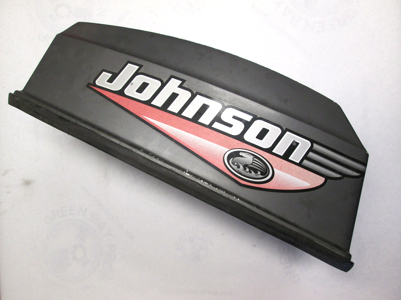 5000417 Johnson 50 Hp Outboard Engine Cover Cowl Assembly