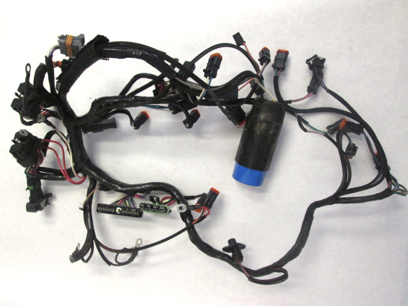 0586330 Motor Cable y Evinrude Johnson 0585256 OMC 150-175 Hp Wiring on