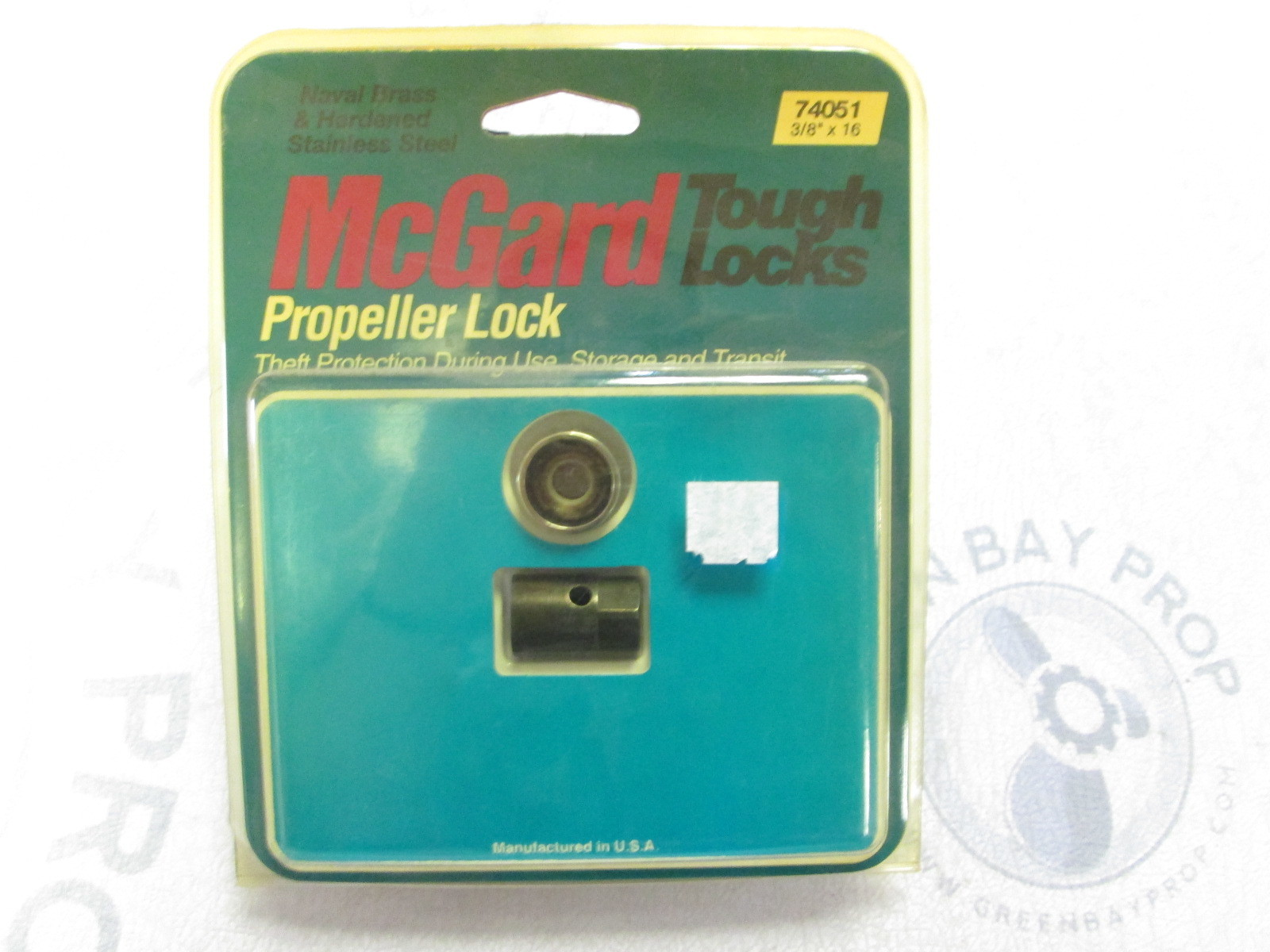 67-808920 74051 Fits Mercury McGard Propeller Lock for Quicksilver Power 2 Props