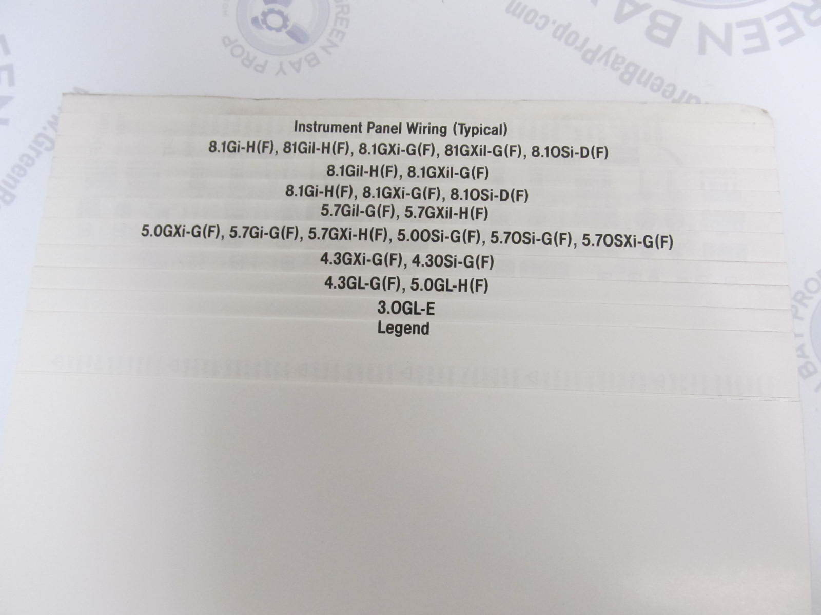 7746659 Volvo Penta Service Workshop Manual Wiring