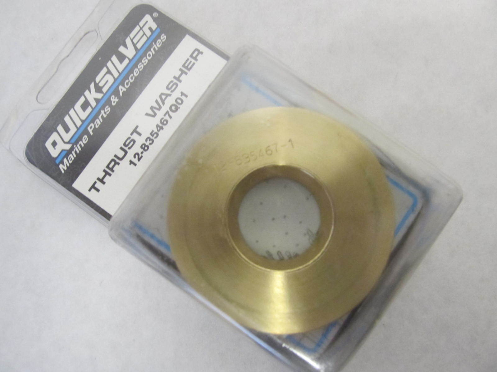 12-835467Q01 Prop Thrust Washer for Mercury Mariner Force Mercruiser