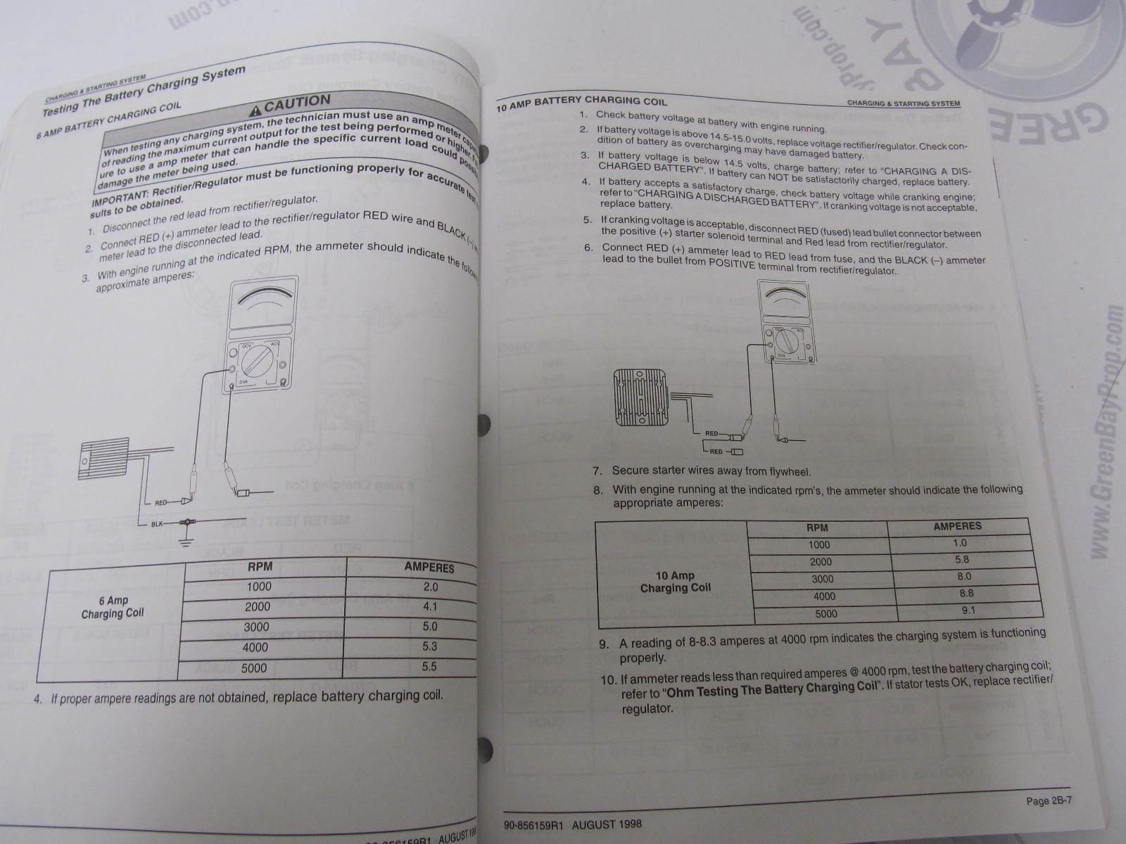 Mercury Marine 9 9 Hp 4 Manual Guide