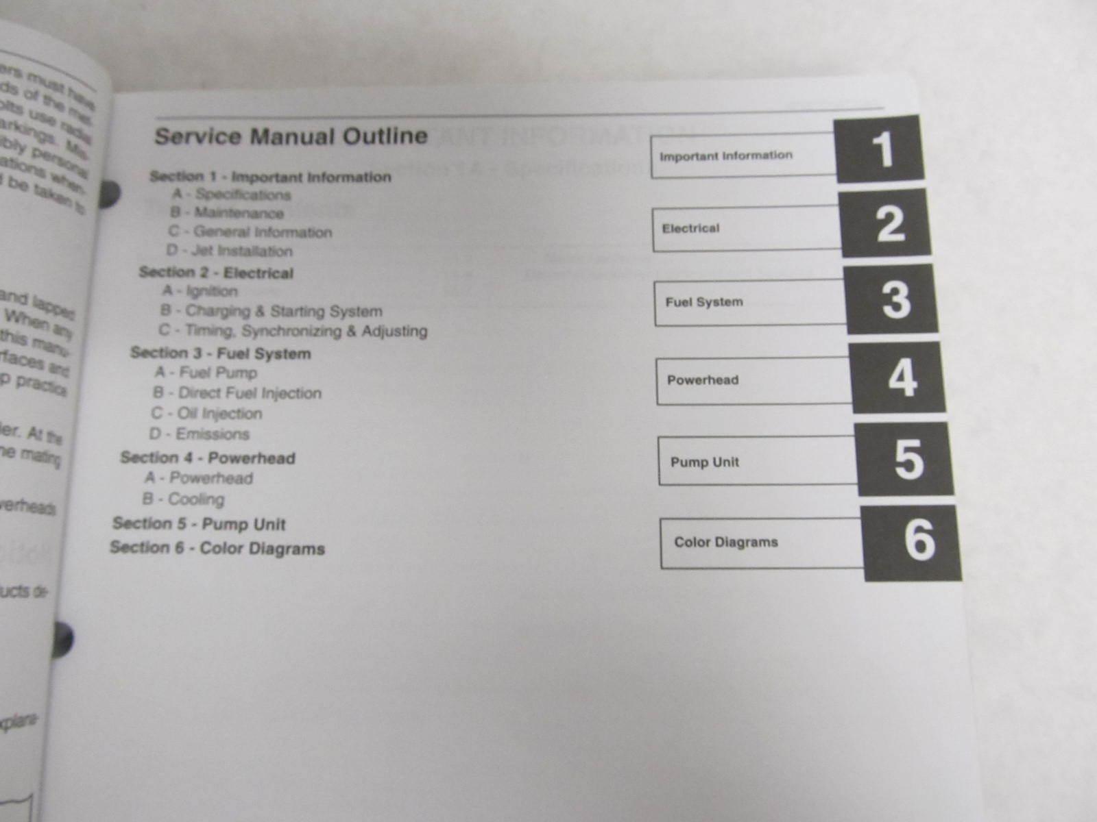 ... Array - 90 888438 mercury outboard service manual 250 optimax jet drive  rh greenbayprop com