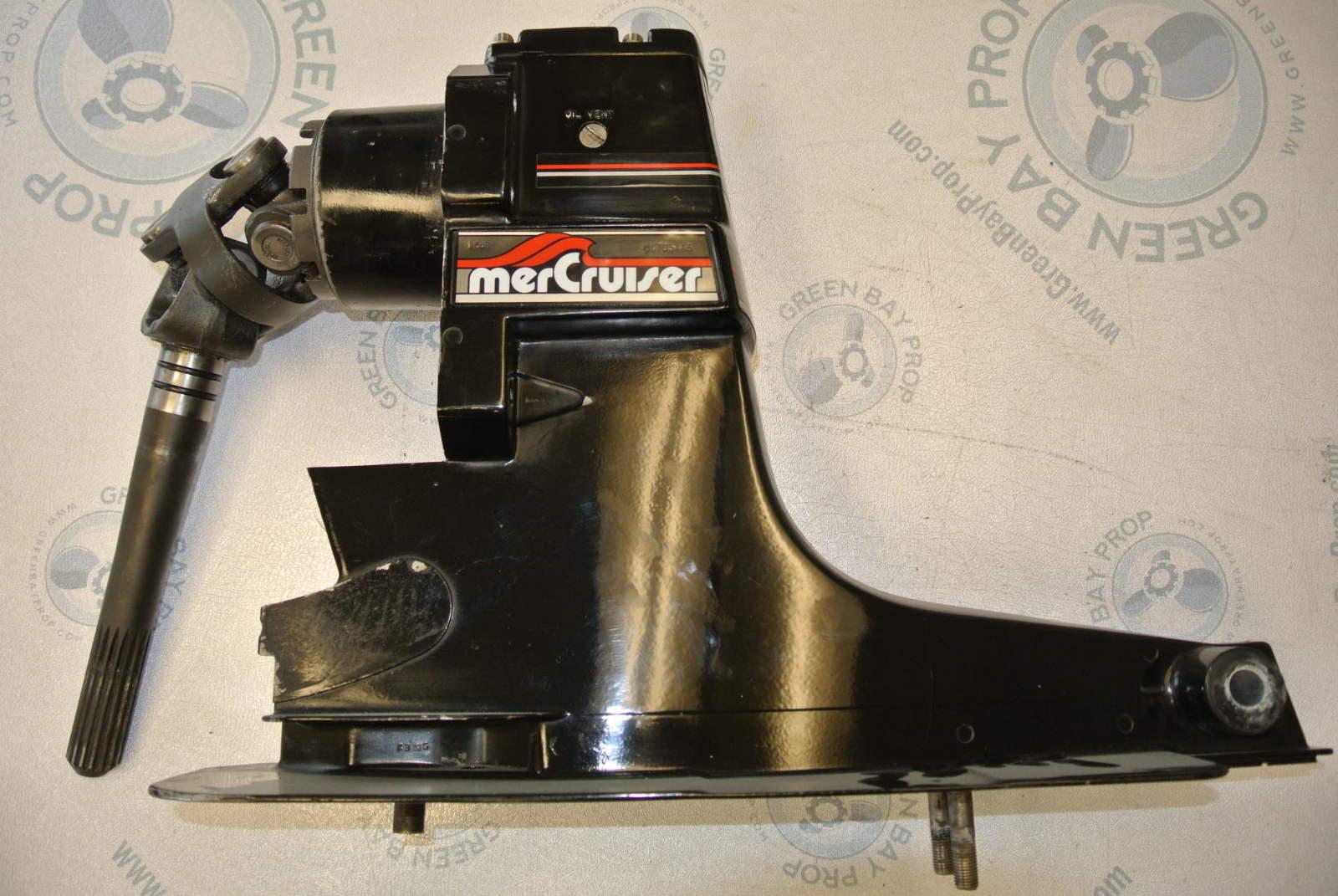 1547-9412A21 Mercury Mercruiser Upper Unit Gear Case 83-90 1.65R 5.0L 4.3L 3.7L
