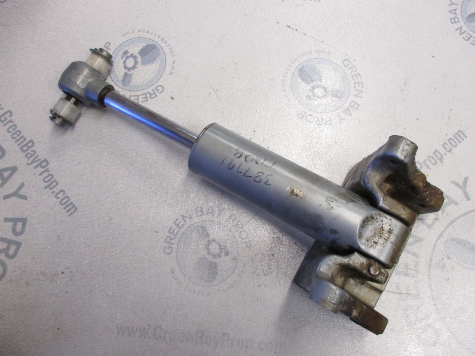 0387791 0329519 Evinrude Johnson 60-75 HP Outboard Shock Absorber Tilt  Assist Cylinder ...