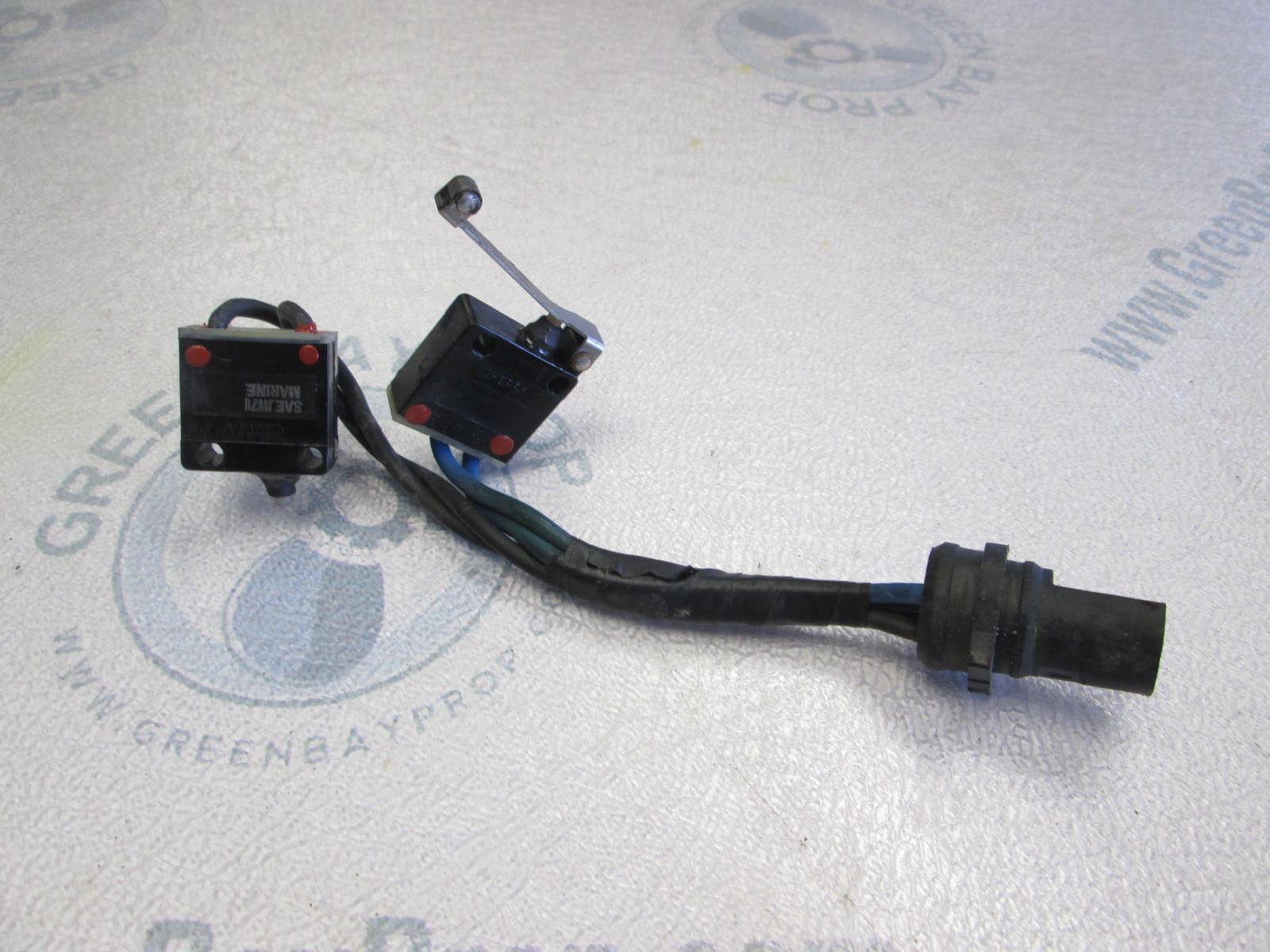 0982767 & 0984148 OMC Cobra Overstroke & Cutout Switch 2.3-5.8L 982767 984148