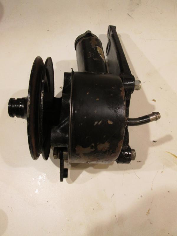71317A8 1978 Mercruiser Stern Drive GM V8 Power Steering Pump Unit