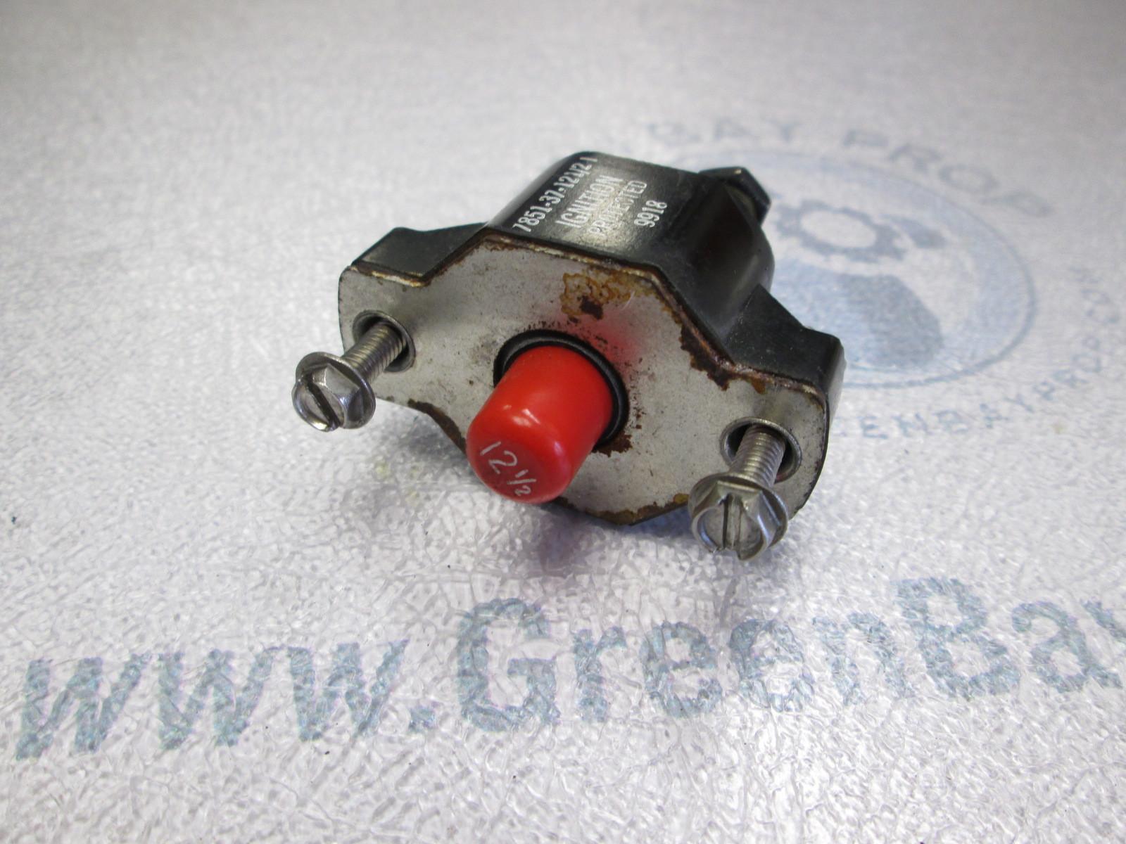 Volvo Penta 125 Amp Circuit Breaker Wiring Diagram Services 5 3854282 Sx Omc Cobra 12 Automatic Fuse Rh Ebay Com Ge Main Boating Electrical