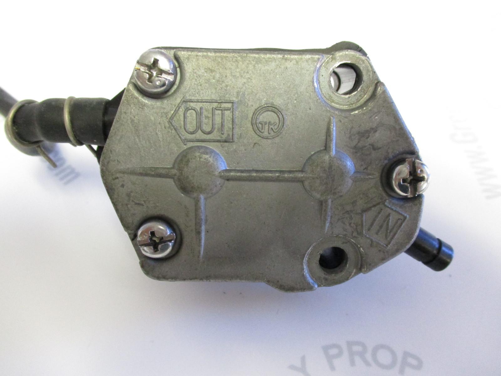 43113M 43113T Mercury Mariner Yamaha 20-55 Hp Outboard Fuel Pump