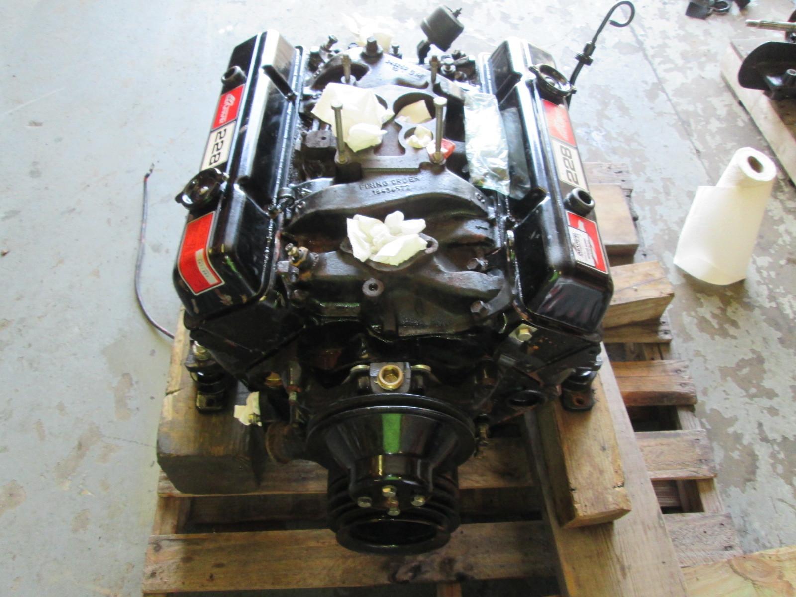Mercruiser 260 HP V8 Chevy GM 350 CI Engine Motor | Green Bay