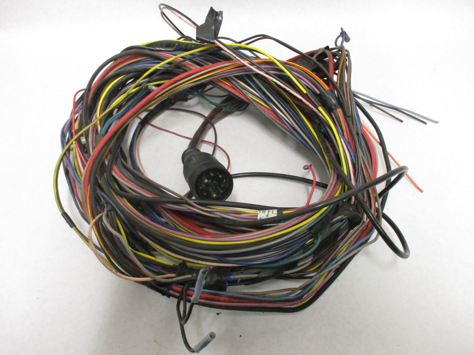 Glastron Wiring Harness Diagram