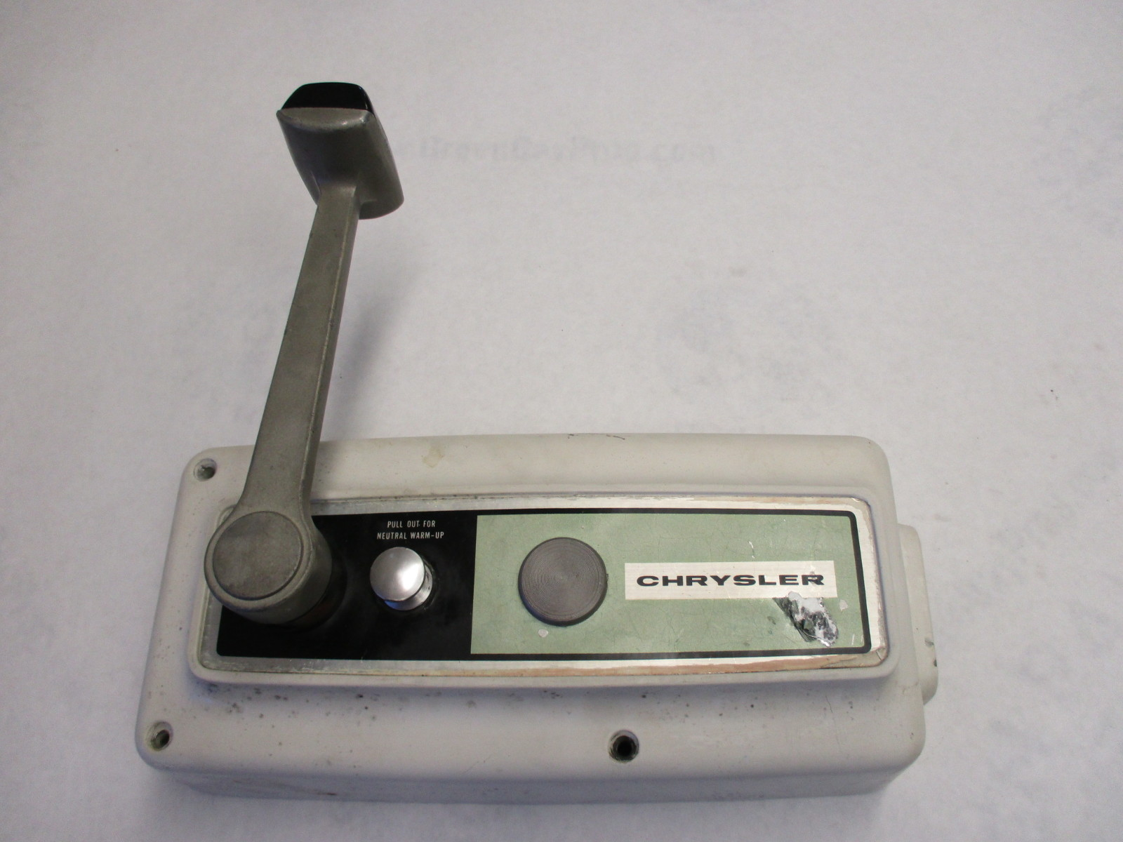Remote Control Box Handle Chrysler Force