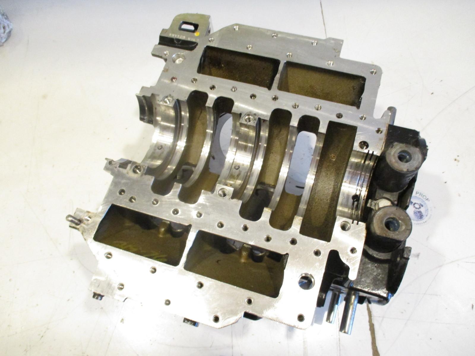 5004929 Evinrude Johnson Outboard Cylinder Block & Crankcase 75-115 HP  2001-2006