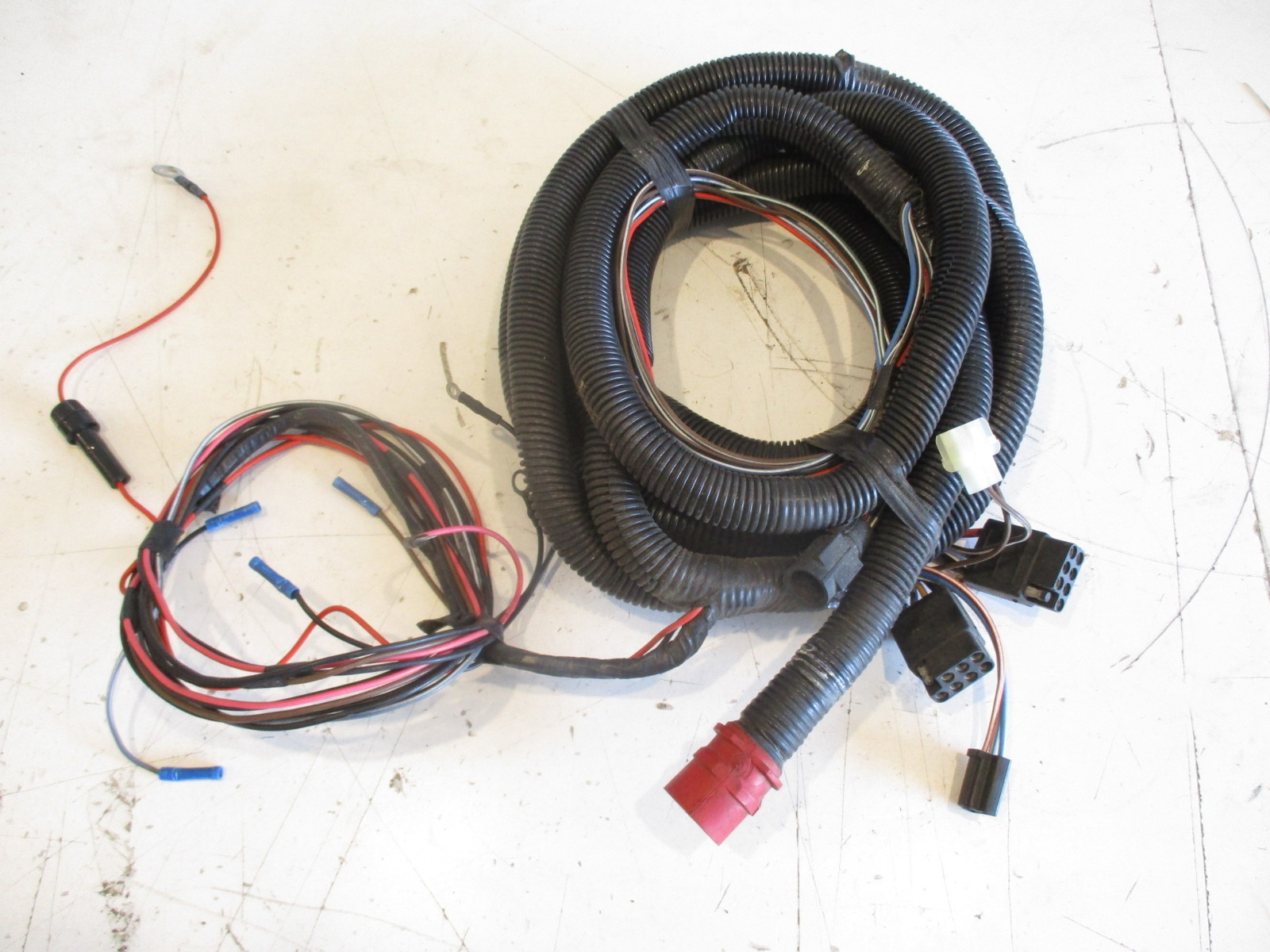 Omc Evinrude Wiring Harness on