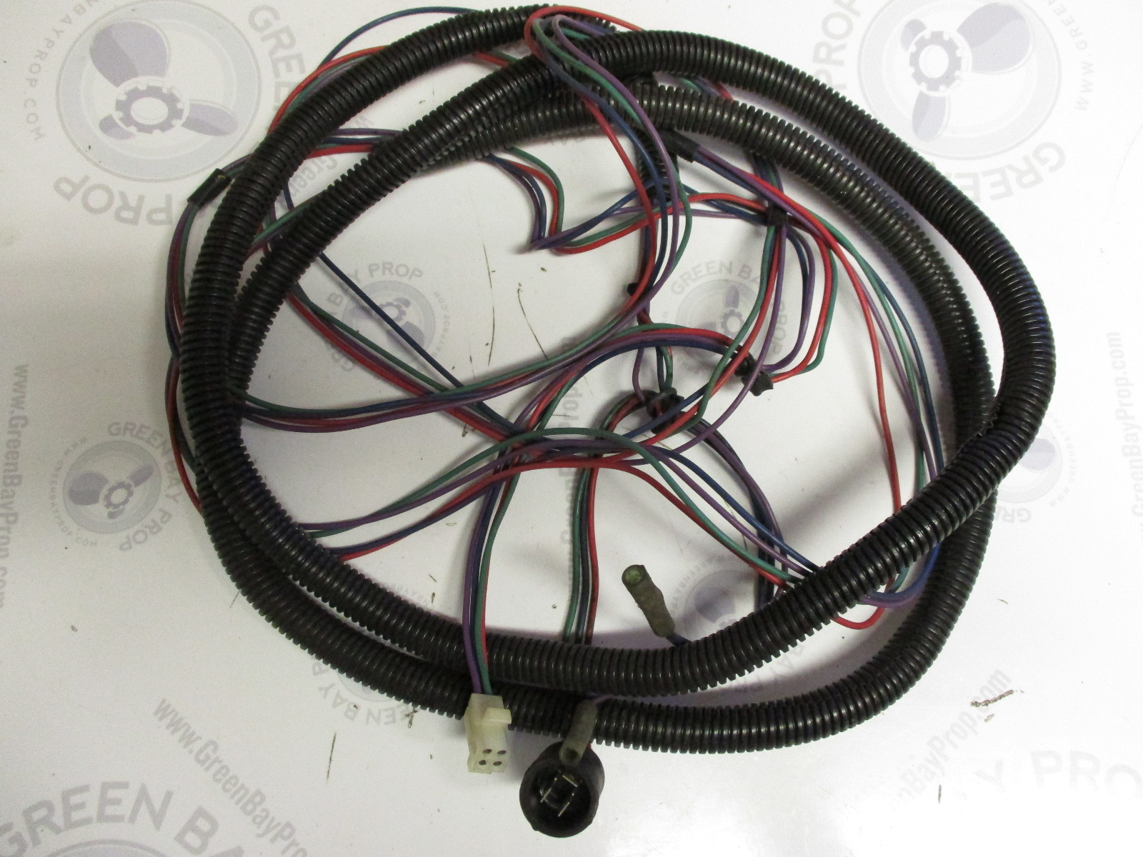 16 Ft Trim/Tilt Wire Harness for Mercruiser 4.3L Alpha One Gen II  Mpi Wiring Harness on