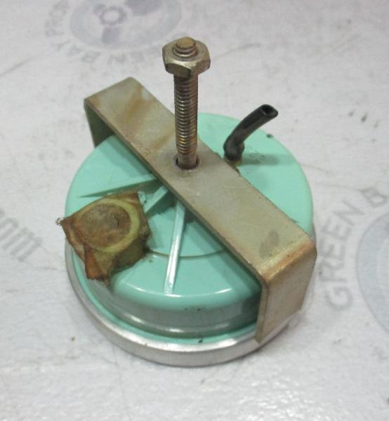 122994 OMC Marine Boat Gauge Speedometer 50 MPH 4 1/4