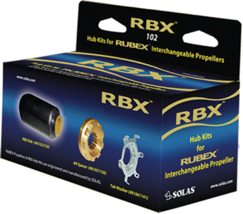 RBX116 RUBEX RBX  RUBBER HUB KIT-Series C: For Nissan/Tohatsu