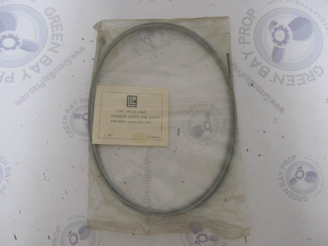 05-950S 1470-005-001 Vintage Sachs Snowmobile Starter Cable