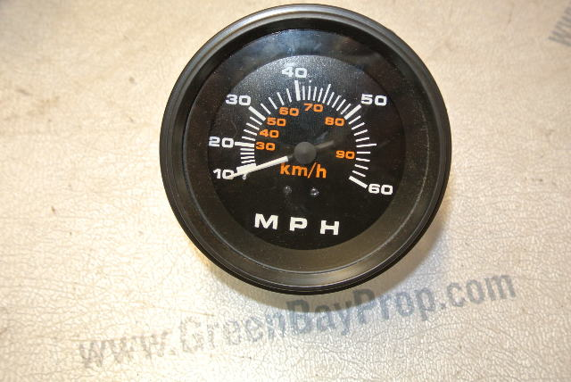 Details about 15117A1 Boat Speedometer Mercury Mariner