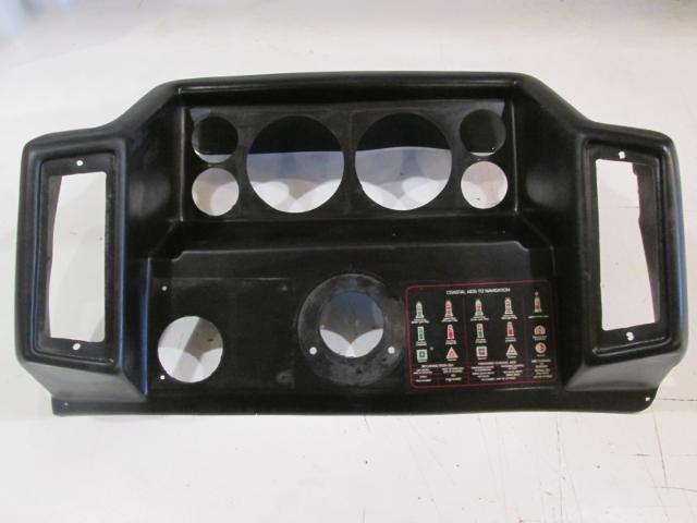 1986 Bayliner Capri Boat Drivers Dash Panel 11323