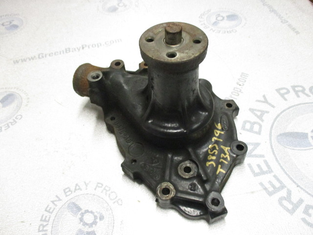 0980977 OMC Cobra SternDrive Ford 5.0 5.8 V8 Water Pump Pulley 980977 1977-1992