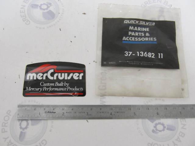 22-39072A1 47816 Mercury Mercruiser Stern Drive Plug Kit NLA