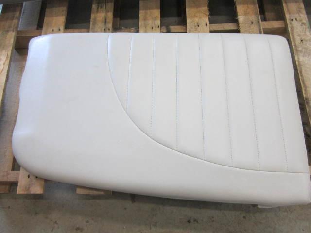 MasterCraft Ski Boat Seat Cushion White Vinyl
