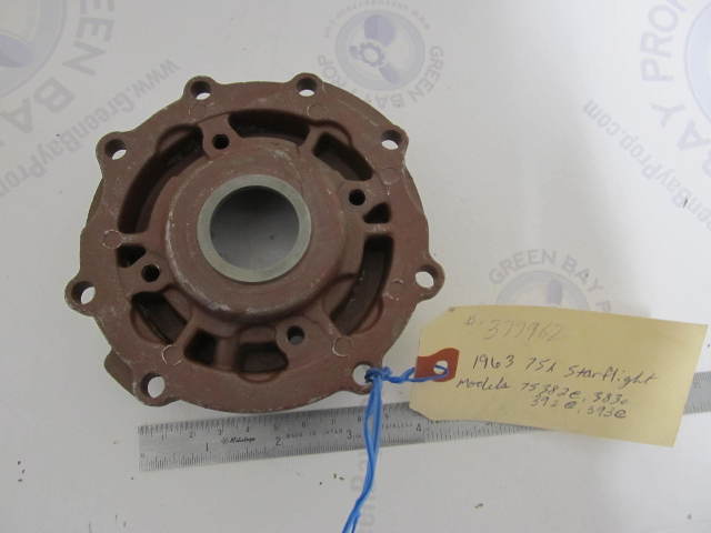 0377962 377962 OMC Evinrude Johnson Outboard 75 HP Cylinder Head