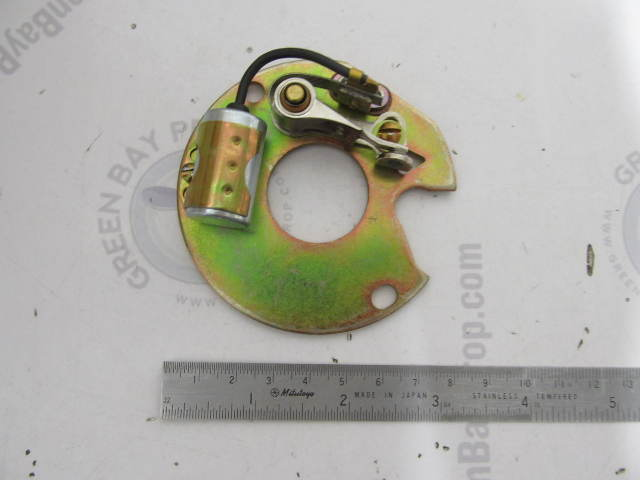 392-6323 Mercury Mercruiser Ford GM Distributor Plate Assembly NLA