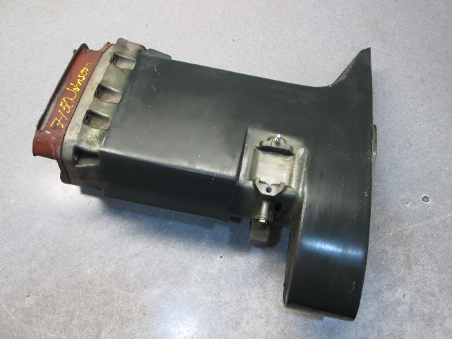 384267 Evinrude Johnson Outboard Exhaust Housing Long Shaft 50 Hp 1971-72