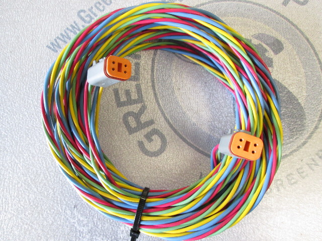 Details about 30 Ft 4 Prong Plug Modular Trim and Tilt Wire Harness on