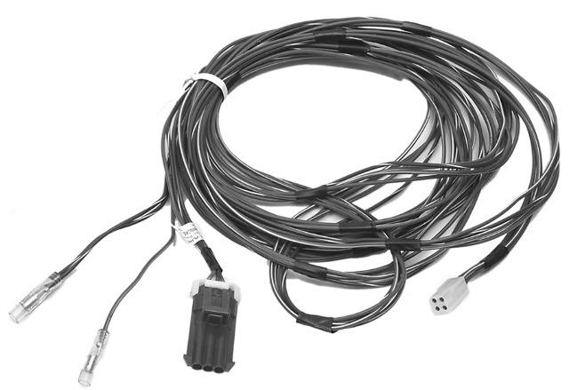 84-865772T01 Mercury Marine Trim Control Pump Harness