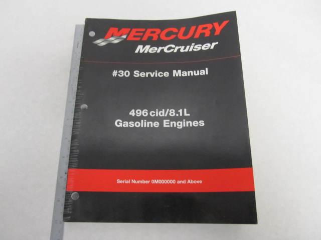 mercruiser 496 manual