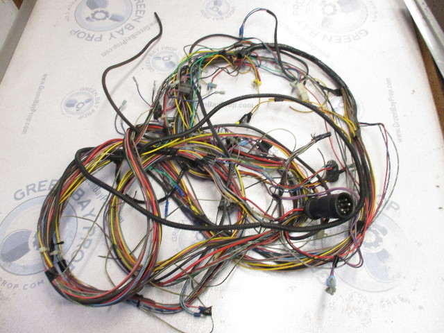 Omc Wiring Harness Boat Parts Ebay   Repair Manual on
