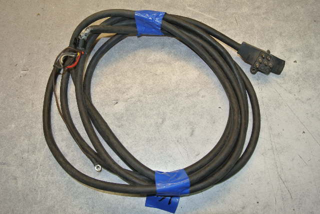 Mercury Outboard 15' Engine to Dash Wire Harness 6 Pin 650 ... on