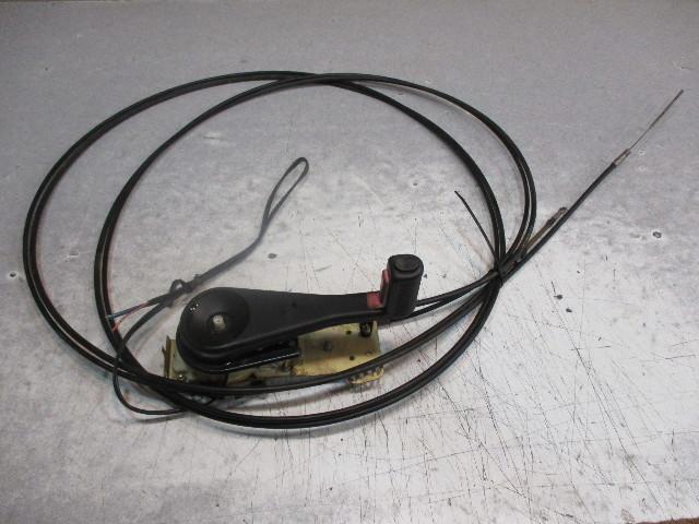 Volvo SX Stern Drive Boat Throttle Remote Control & 16 Ft Cables